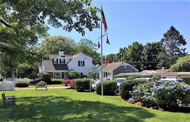 407 Old Harbor Road, Chatham, MA 02633 (MLS #21908437) :: Rand Atlantic, Inc.