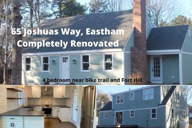 65 Joshuas Way, Eastham, MA 02642 (MLS #21908447) :: Rand Atlantic, Inc.