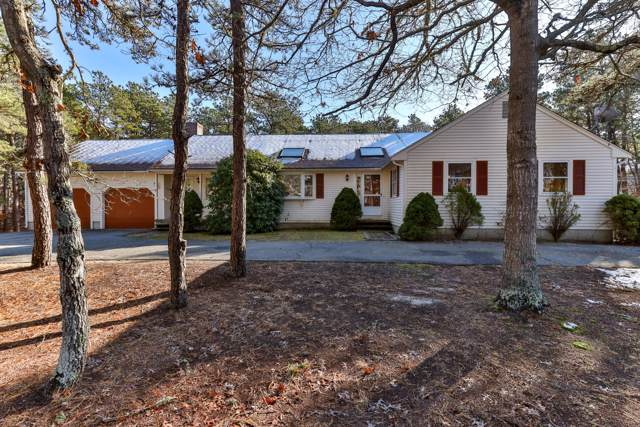 39 Benjamin Way, West Yarmouth, MA 02673 (MLS #21908463) :: Rand Atlantic, Inc.