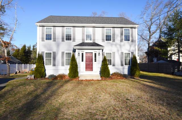 95 Reed Ave Avenue, Plymouth, MA 02360 (MLS #21908608) :: Kinlin Grover Real Estate