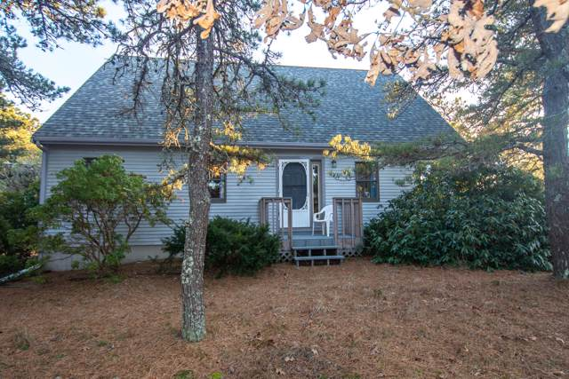 5 Houser Way, North Truro, MA 02652 (MLS #22000036) :: Kinlin Grover Real Estate