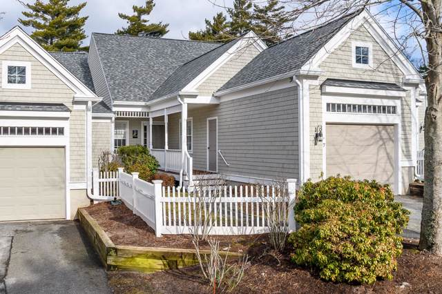 7 Sea Knoll Court #33, Bourne, MA 02532 (MLS #22000100) :: Rand Atlantic, Inc.