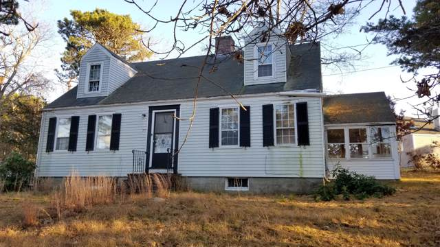 55 Pine Point Road, Wellfleet, MA 02667 (MLS #22000141) :: EXIT Cape Realty