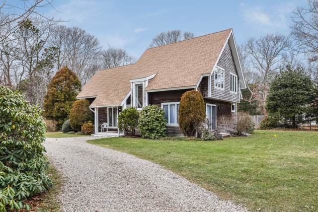 490 Aspinet Road, Eastham, MA 02651 (MLS #22000156) :: EXIT Cape Realty