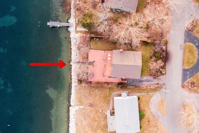 282 Edgewater Drive, East Falmouth, MA 02536 (MLS #22000166) :: Rand Atlantic, Inc.