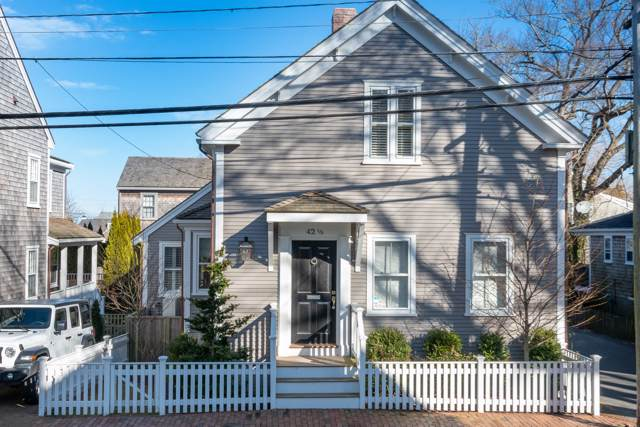 42.5 Union Street, Nantucket, MA 02554 (MLS #22000230) :: EXIT Cape Realty