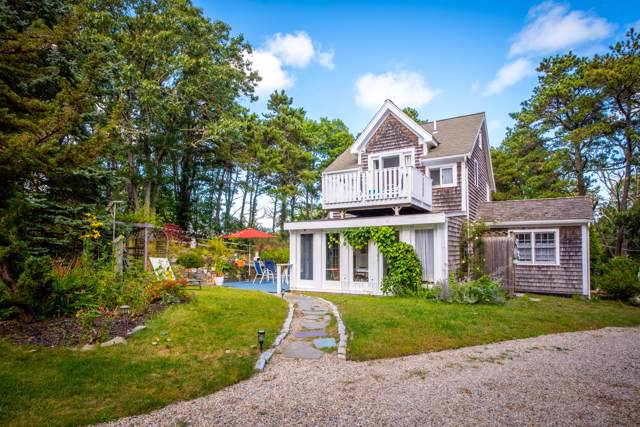 122 Gull Pond Road, Wellfleet, MA 02667 (MLS #22000255) :: Kinlin Grover Real Estate