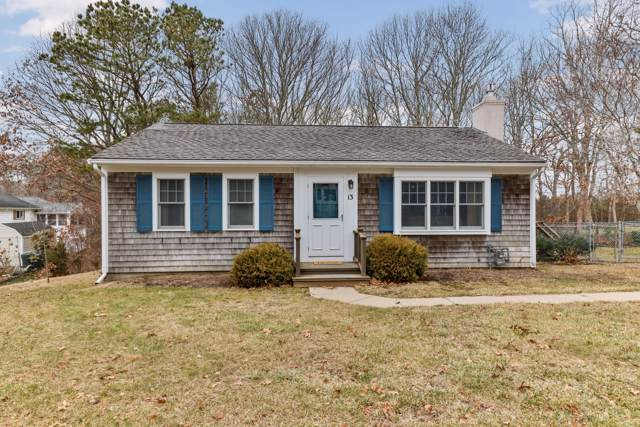 13 Hickory Lane, East Falmouth, MA 02536 (MLS #22000275) :: Rand Atlantic, Inc.