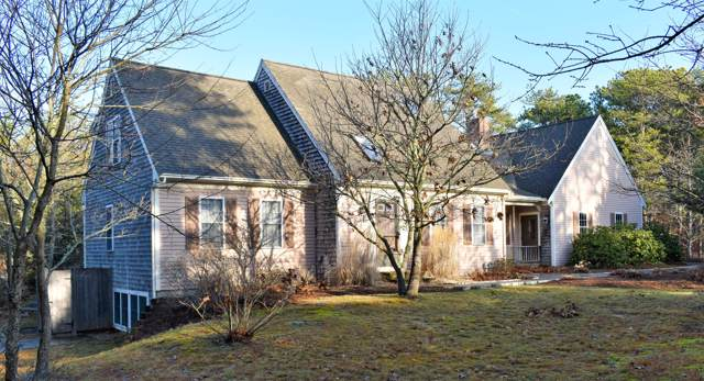 40 High Tide Place, Eastham, MA 02642 (MLS #22000277) :: EXIT Cape Realty