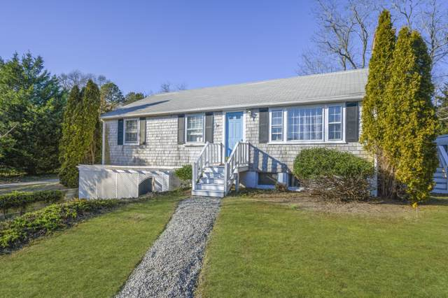 12 Captain Doanes Way #1, Orleans, MA 02653 (MLS #22000305) :: EXIT Cape Realty