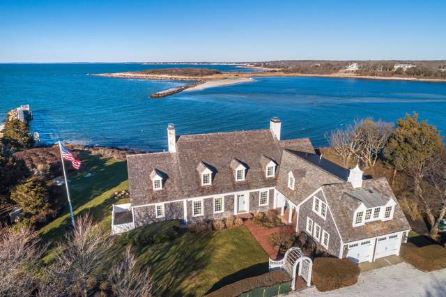 26 Associates Road, West Falmouth, MA 02574 (MLS #22000371) :: Leighton Realty