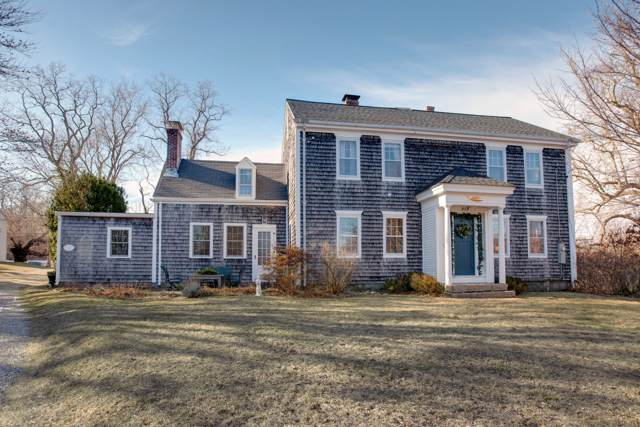272 Route 6A, East Sandwich, MA 02537 (MLS #22000477) :: Leighton Realty