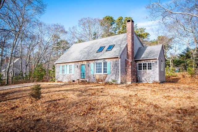 295 Blue Heron Road, Wellfleet, MA 02667 (MLS #22000562) :: Kinlin Grover Real Estate