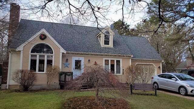 7 Yachtsman Circle, Mashpee, MA 02649 (MLS #22000592) :: Kinlin Grover Real Estate