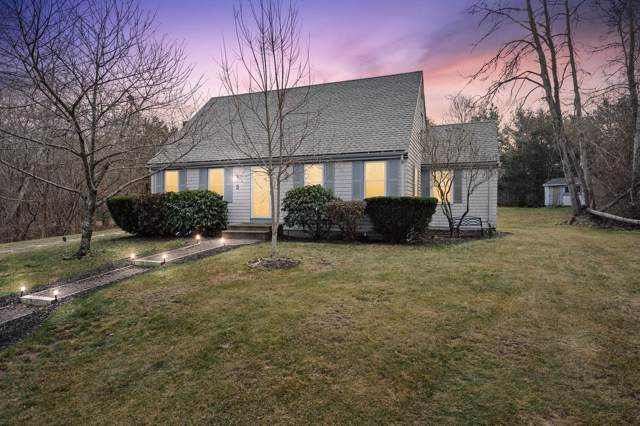 5 Barque Drive, Plymouth, MA 02360 (MLS #22000649) :: Kinlin Grover Real Estate