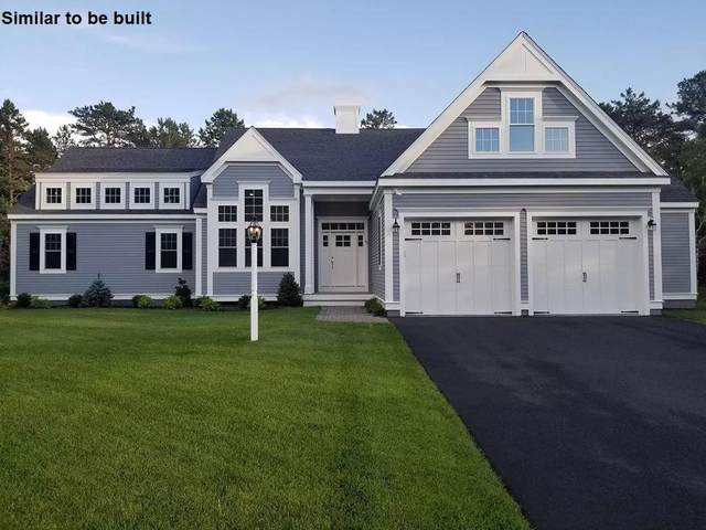 28 Lakeview Drive, Mashpee, MA 02649 (MLS #22000664) :: EXIT Cape Realty
