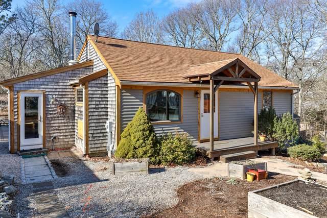 8 Radcliffe Road, Mashpee, MA 02649 (MLS #22000678) :: Kinlin Grover Real Estate