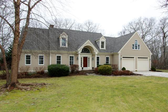7 Fox Crossing Road, Brewster, MA 02631 (MLS #22000743) :: Kinlin Grover Real Estate