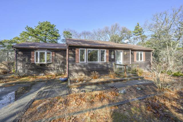 15 Town Hall Road, Truro, MA 02666 (MLS #22000757) :: Kinlin Grover Real Estate