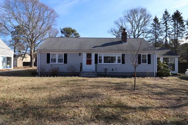4 Redwood Lane, Dennis, MA 02638 (MLS #22000784) :: Kinlin Grover Real Estate