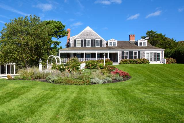 535 Stage Harbor Road, Chatham, MA 02633 (MLS #22000785) :: Kinlin Grover Real Estate