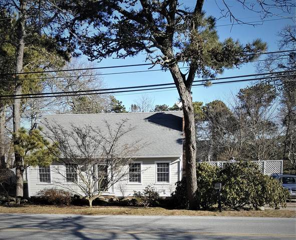 456 Crowell Road, North Chatham, MA 02650 (MLS #22000789) :: Kinlin Grover Real Estate