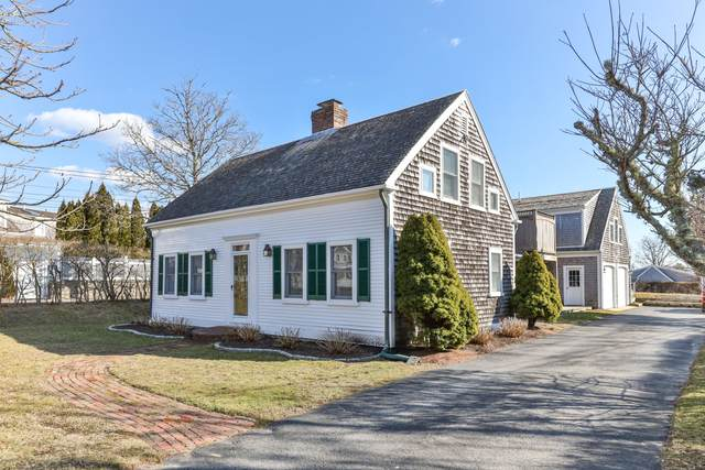 90 Seaview Street, Chatham, MA 02633 (MLS #22000794) :: Kinlin Grover Real Estate