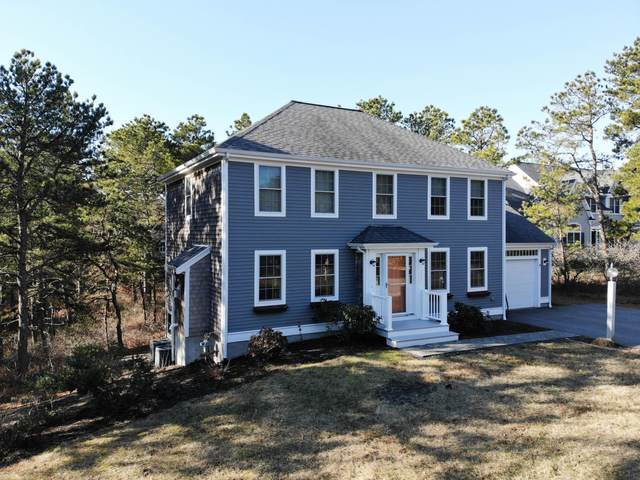12 Wintergreen Road, Mashpee, MA 02649 (MLS #22000810) :: Kinlin Grover Real Estate