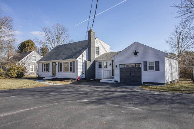 875 Sandwich Road, East Falmouth, MA 02536 (MLS #22000811) :: Kinlin Grover Real Estate