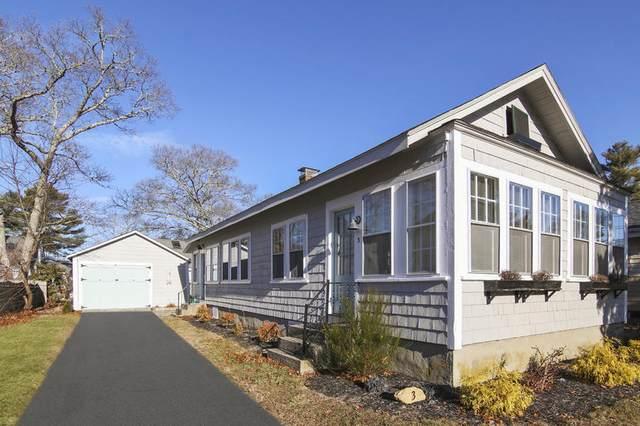 3 Ash Street, Wareham, MA 02571 (MLS #22000815) :: Kinlin Grover Real Estate