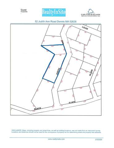 48-52 Judith Ann Road, Dennis, MA 02638 (MLS #22000820) :: Kinlin Grover Real Estate