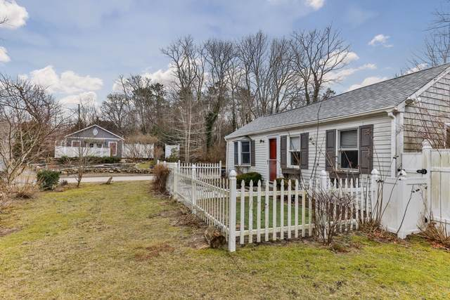 7 Clark Road, Yarmouth Port, MA 02675 (MLS #22000821) :: Kinlin Grover Real Estate
