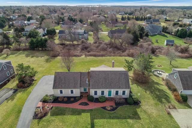 19 Fisher Way, Orleans, MA 02653 (MLS #22000824) :: Kinlin Grover Real Estate