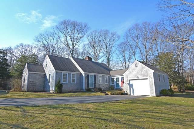 81 Holly Ridge Drive, Sandwich, MA 02563 (MLS #22000837) :: Kinlin Grover Real Estate