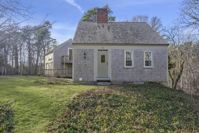 92 Brick Hill Road, Orleans, MA 02653 (MLS #22000841) :: Kinlin Grover Real Estate