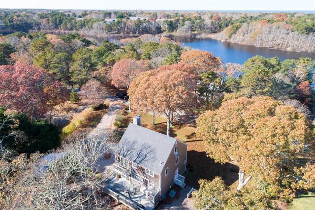 116 N Pond Drive, Brewster, MA 02631 (MLS #22000845) :: Kinlin Grover Real Estate