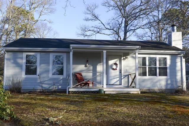 23 Porthole Drive, Mashpee, MA 02649 (MLS #22000868) :: Kinlin Grover Real Estate