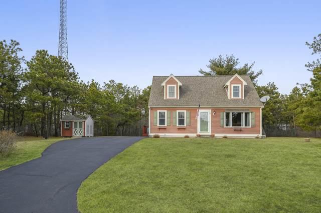 20 Cransbourne Circle, Mashpee, MA 02649 (MLS #22000875) :: Kinlin Grover Real Estate