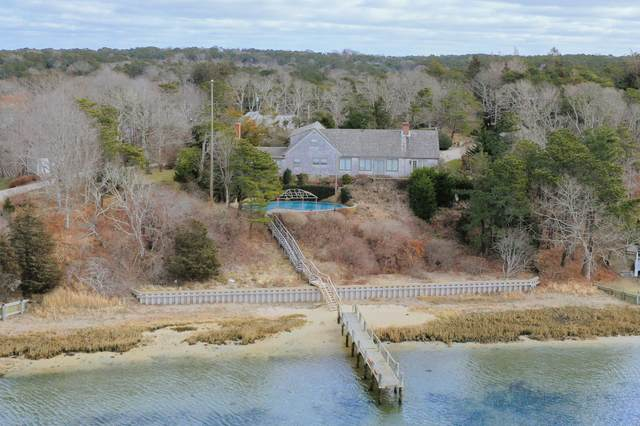 73 Kent Road, North Chatham, MA 02650 (MLS #22000877) :: Kinlin Grover Real Estate