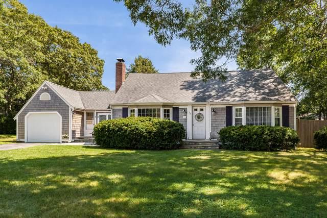 73 Lillian Drive, Hyannis, MA 02601 (MLS #22000885) :: Kinlin Grover Real Estate
