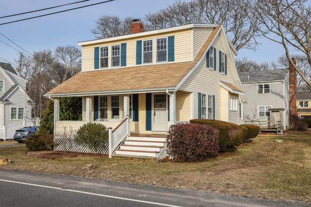 21 Worcester Court, Falmouth, MA 02540 (MLS #22000887) :: Kinlin Grover Real Estate