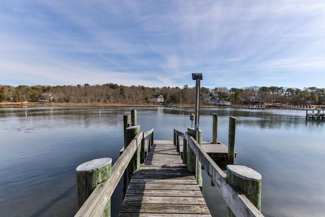 144 Edgewater Drive, East Falmouth, MA 02536 (MLS #22000893) :: Kinlin Grover Real Estate