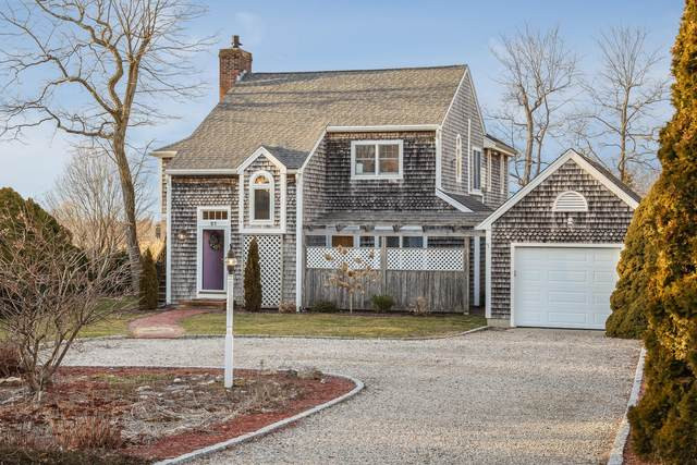 27 Charles Lane, West Falmouth, MA 02574 (MLS #22000901) :: Kinlin Grover Real Estate