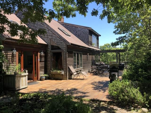 35 Sylvan Lane, Truro, MA 02666 (MLS #22000907) :: Kinlin Grover Real Estate