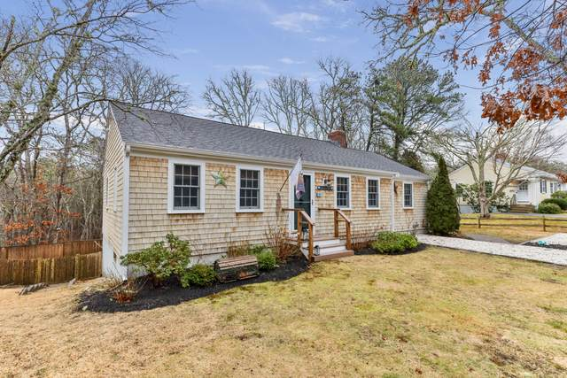 62 Pilot Drive, East Dennis, MA 02641 (MLS #22000910) :: Kinlin Grover Real Estate