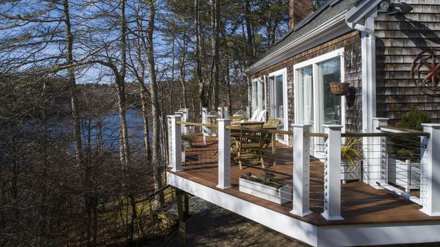 223 South Pond Drive, Brewster, MA 02631 (MLS #22000916) :: Kinlin Grover Real Estate