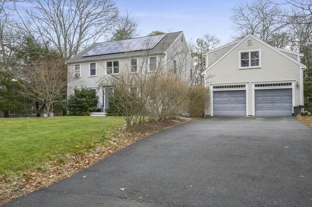 52 Roseland Terrace, Marstons Mills, MA 02648 (MLS #22000928) :: Kinlin Grover Real Estate