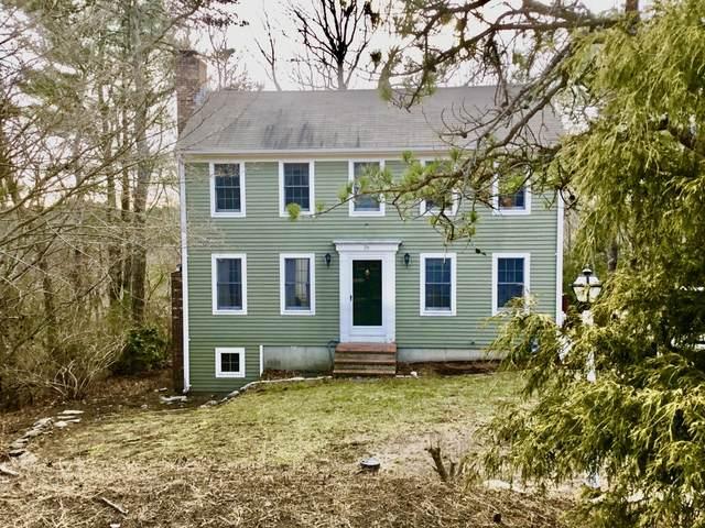 29 Ridge Top Road, Cotuit, MA 02635 (MLS #22000929) :: Kinlin Grover Real Estate