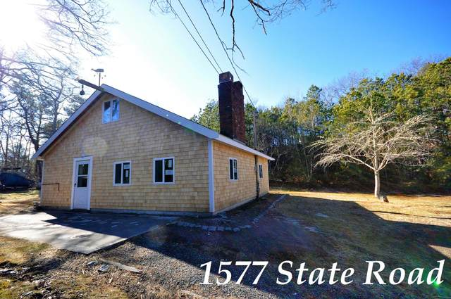 1577 State Road, Plymouth, MA 02360 (MLS #22000941) :: Kinlin Grover Real Estate