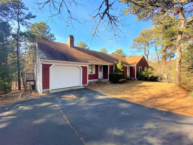 125 Grist Mill Road, Brewster, MA 02631 (MLS #22000947) :: Kinlin Grover Real Estate